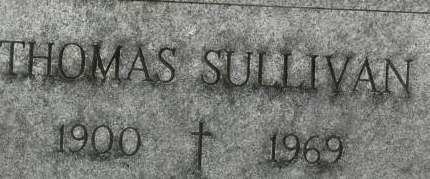 SULLIVAN, THOMAS - Clinton County, Iowa | THOMAS SULLIVAN