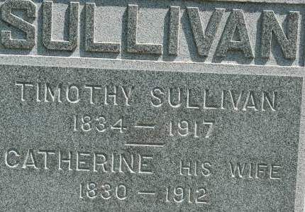 SULLIVAN, TIMOTHY - Clinton County, Iowa | TIMOTHY SULLIVAN