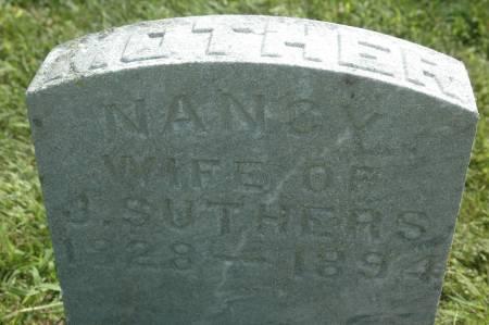 SUTHERS, NANCY - Clinton County, Iowa   NANCY SUTHERS