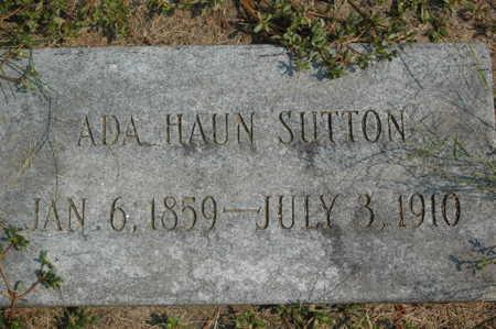 SUTTON, ADA - Clinton County, Iowa | ADA SUTTON