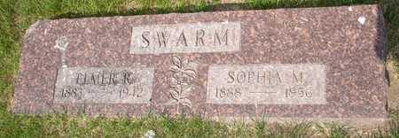 SWARM, ELMER R. - Clinton County, Iowa | ELMER R. SWARM