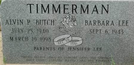 TIMMERMAN, BARBARA LEE - Clinton County, Iowa | BARBARA LEE TIMMERMAN