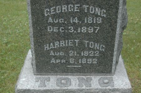 TONG, HARRIET - Clinton County, Iowa | HARRIET TONG