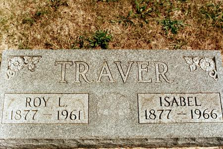 TRAVER, ROY L. - Clinton County, Iowa | ROY L. TRAVER