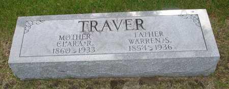 TRAVER, WARREN S. - Clinton County, Iowa   WARREN S. TRAVER