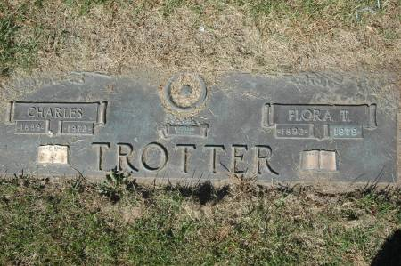 TROTTER, CHARLES - Clinton County, Iowa   CHARLES TROTTER