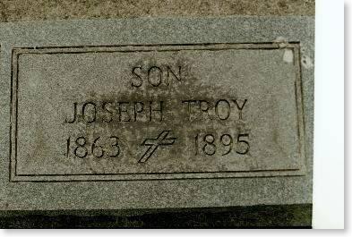 TROY, JOSEPH - Clinton County, Iowa | JOSEPH TROY