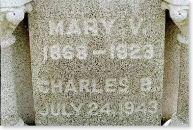 TROY, MARY & CHARLES - Clinton County, Iowa | MARY & CHARLES TROY