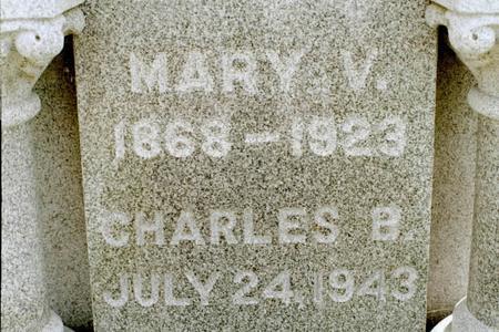 TROY, CHARLES BORROMEO - Clinton County, Iowa | CHARLES BORROMEO TROY