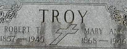 TROY, MARY ANN - Clinton County, Iowa | MARY ANN TROY