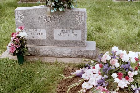 KEARNEY TROY, MARY HELEN - Clinton County, Iowa | MARY HELEN KEARNEY TROY