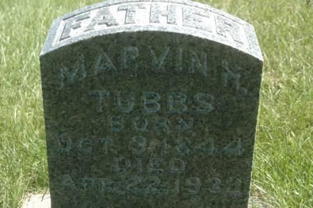 TUBBS, MARVIN H. - Clinton County, Iowa | MARVIN H. TUBBS