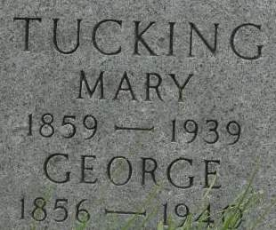 TUCKING, MARY - Clinton County, Iowa | MARY TUCKING