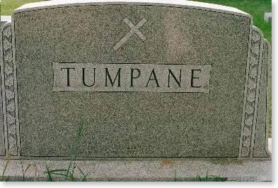 TUMPANE, FAMILY MONUMENT - Clinton County, Iowa | FAMILY MONUMENT TUMPANE