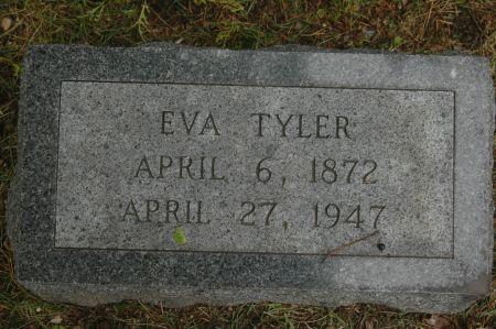 TYLER, EVA - Clinton County, Iowa   EVA TYLER