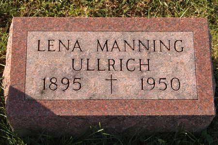 ULLRICH, LENA - Clinton County, Iowa | LENA ULLRICH