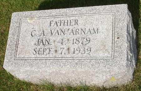 VAN ARNAM, C. A. - Clinton County, Iowa | C. A. VAN ARNAM