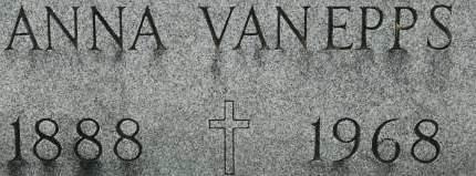 VAN EPPS, ANNA - Clinton County, Iowa | ANNA VAN EPPS