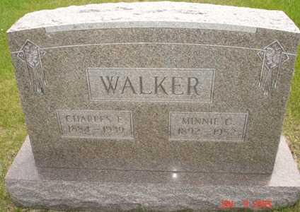WALKER, CHARLES - Clinton County, Iowa | CHARLES WALKER
