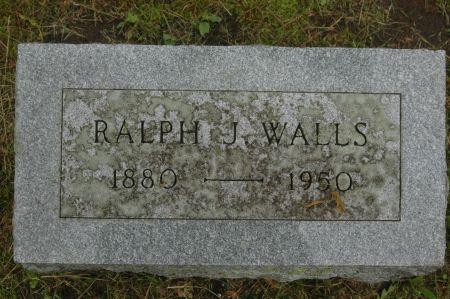 WALLS, RALPH J. - Clinton County, Iowa | RALPH J. WALLS