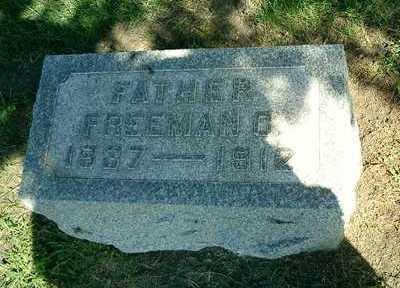 WALTERS, FREEMAN - Clinton County, Iowa | FREEMAN WALTERS