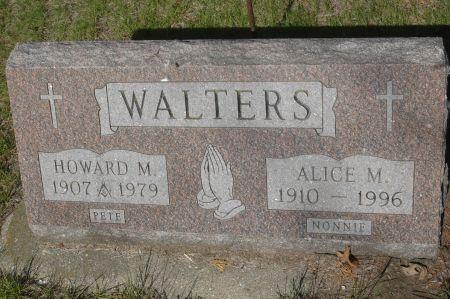 WALTERS, HOWARD M. - Clinton County, Iowa | HOWARD M. WALTERS