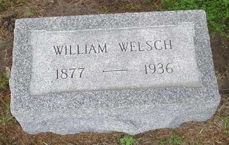 WELSCH, WILLIAM - Clinton County, Iowa | WILLIAM WELSCH