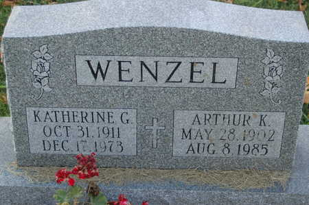 WENZEL, KATHERINE G. - Clinton County, Iowa | KATHERINE G. WENZEL