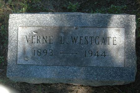 WESTGATE, VERNE L. - Clinton County, Iowa   VERNE L. WESTGATE