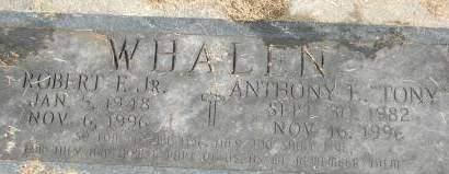 WHALEN, ANTHONY E.