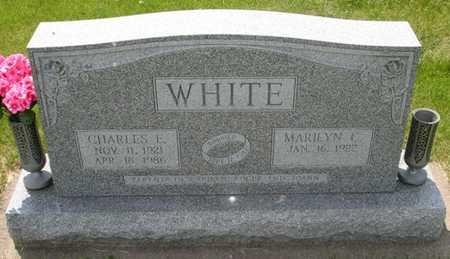 WHITE, CHARLES E. - Clinton County, Iowa | CHARLES E. WHITE