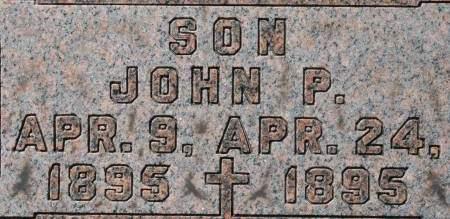 WIELAGE, JOHN P. - Clinton County, Iowa | JOHN P. WIELAGE