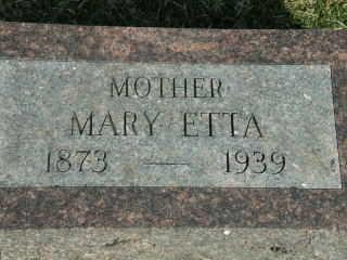 WENTWORTH WILLIAMS, MARY ETTA - Clinton County, Iowa | MARY ETTA WENTWORTH WILLIAMS