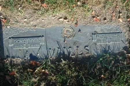 WILLS, DOROTHY E. - Clinton County, Iowa | DOROTHY E. WILLS