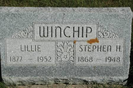 WINCHIP, LILLIE - Clinton County, Iowa | LILLIE WINCHIP
