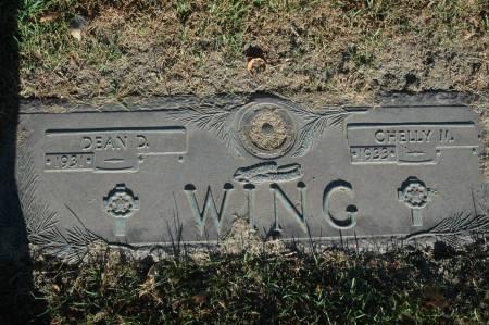 WING, DEAN D. - Clinton County, Iowa | DEAN D. WING