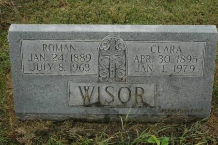 WISOR, CLARA - Clinton County, Iowa | CLARA WISOR