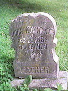 WOHNRADT, JOHN - Clinton County, Iowa   JOHN WOHNRADT