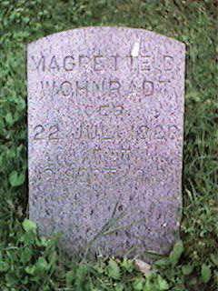 WOHNRADT, MAGRETTE D - Clinton County, Iowa | MAGRETTE D WOHNRADT