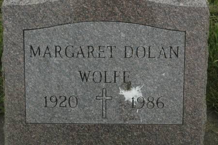 WOLFE, MARGARET - Clinton County, Iowa | MARGARET WOLFE