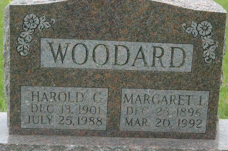 WOODARD, HAROLD C. - Clinton County, Iowa   HAROLD C. WOODARD