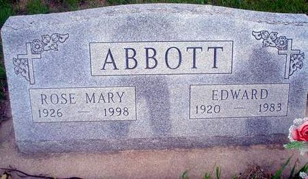 ABBOTT, EDWARD - Crawford County, Iowa | EDWARD ABBOTT