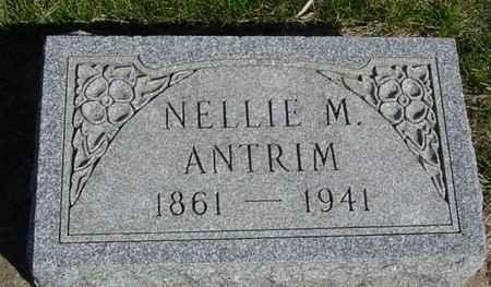 ANTRIM, NELLIE M. - Crawford County, Iowa   NELLIE M. ANTRIM
