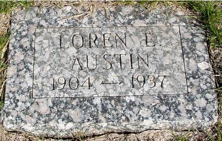 AUSTIN, LOREN E. - Crawford County, Iowa | LOREN E. AUSTIN