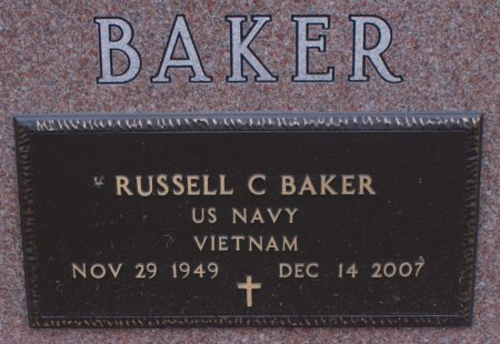BAKER, RUSSELL C - Crawford County, Iowa | RUSSELL C BAKER