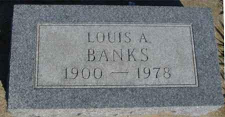 BANKS, LOUIS A. - Crawford County, Iowa | LOUIS A. BANKS