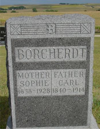 BORCHERDT, CARL - Crawford County, Iowa | CARL BORCHERDT