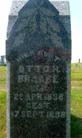 BRAASE, OTTO H. - Crawford County, Iowa   OTTO H. BRAASE