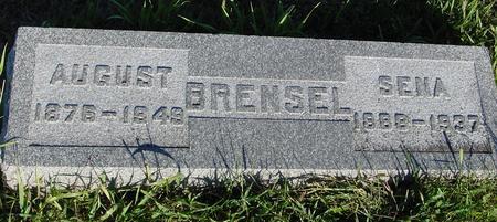 BRENSEL, AUGUST & SENA - Crawford County, Iowa   AUGUST & SENA BRENSEL