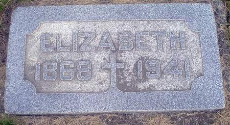 BROGAN, ELIZABETH - Crawford County, Iowa | ELIZABETH BROGAN